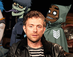 Gorillaz Free Xmas Album Called The Fall