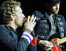 Coldplay's Concept Album Follows Death And All His Friends