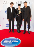 The XX win UK Mercury music prize for debut album